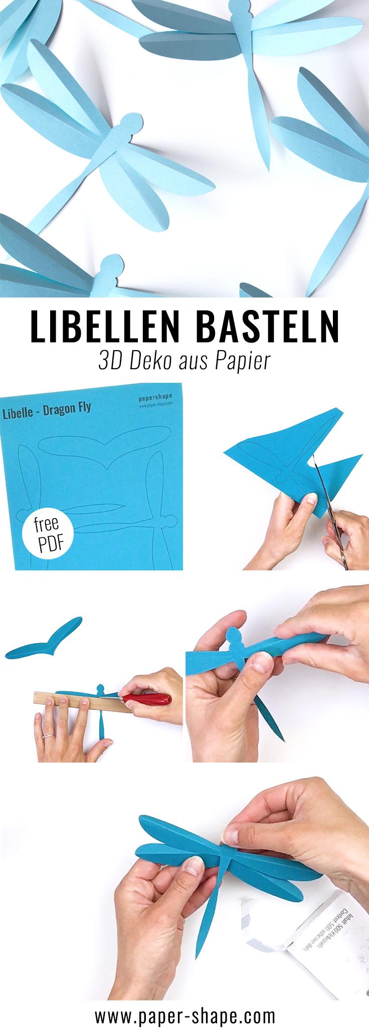 Ziemlich Häkeln Libelle Muster Galerie - Strickmuster-Ideen ...