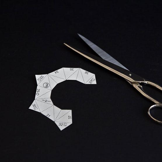 3d schneeflocke aus papier basteln kostenlose vorlage. Black Bedroom Furniture Sets. Home Design Ideas