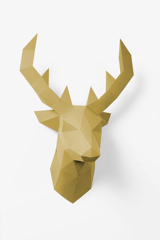 Paper Deer - Papershape